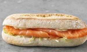 Broodje zalm | Fokko Meijer Doetinchem