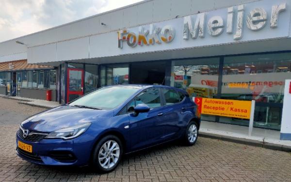 Opel Astra huren